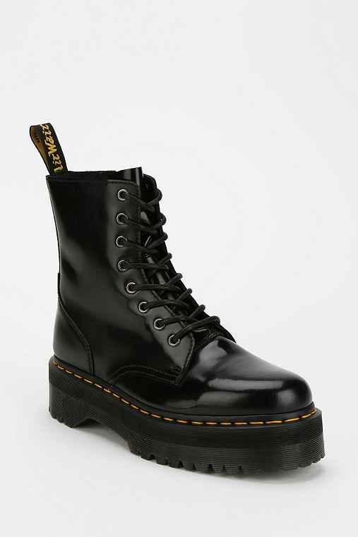 Dr Martens Jadon 8 Eye Platform Boot Urban Outfitters