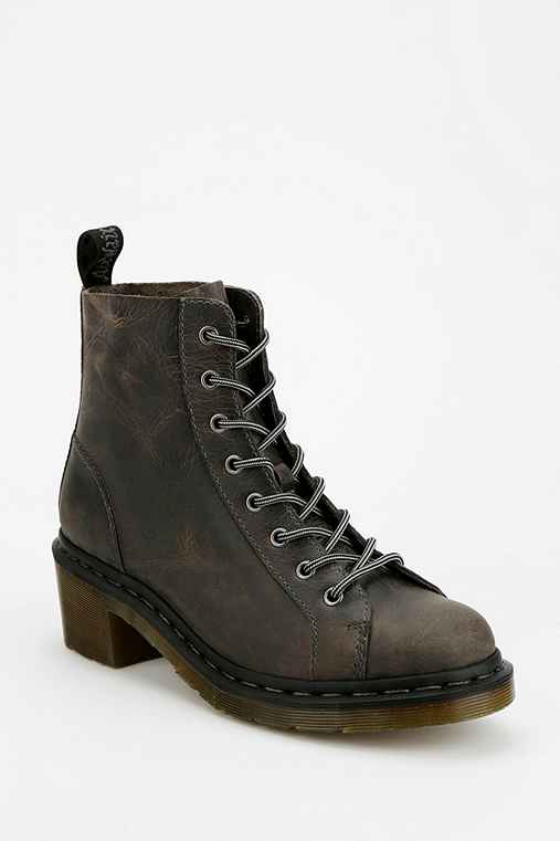 Dr. Martens Alexis Heeled 8-Eye Boot