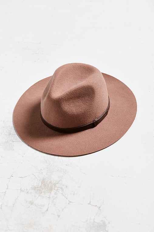Ecote Scout Panama Hat,RUST,ONE SIZE