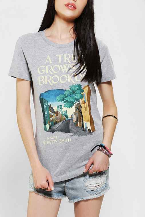 Out Of Print A Tree Brooklyn Tee