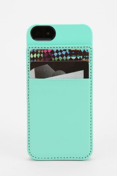 BOOSTCASE iPhone 5 Wallet Case