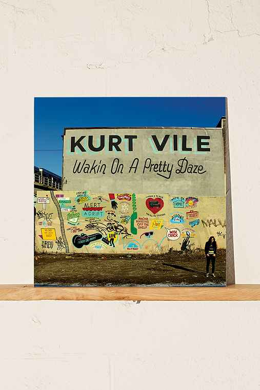 Kurt Vile - Wakin' On A Pretty Daze 2XLP+MP3,ASSORTED,ONE SIZE