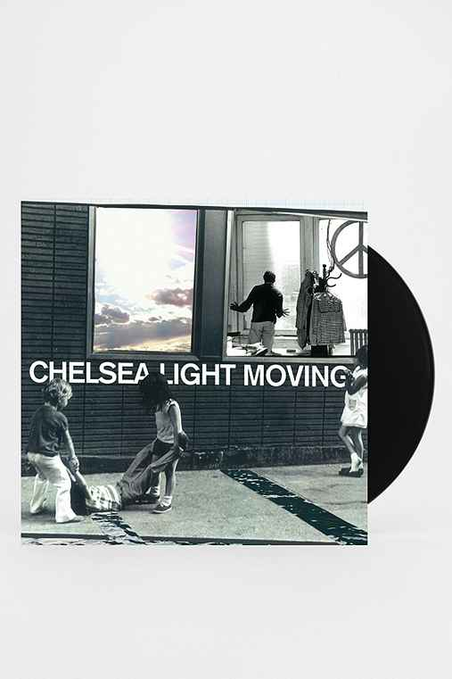 Chelsea Light Moving - S/T LP + MP3 + 7""