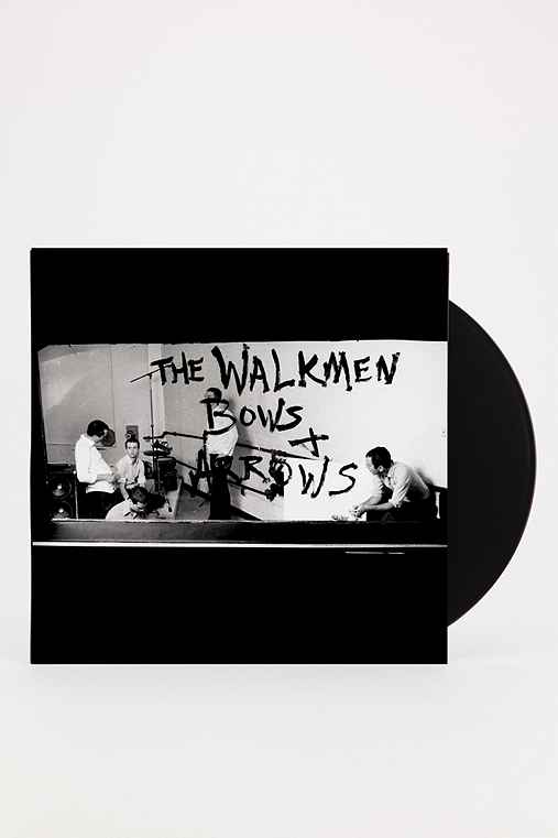 The Walkmen - Bows + Arrows LP