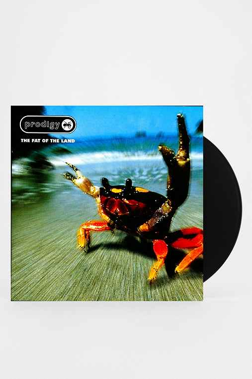 The Prodigy - The Fat Of The Land LP
