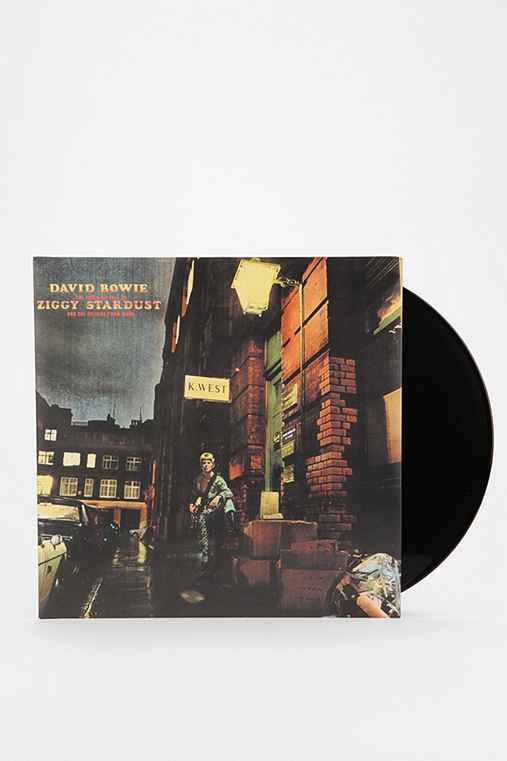 David Bowie - Rise and Fall of Ziggy Stardust (40th Anniversary Edition) - LP+DVD