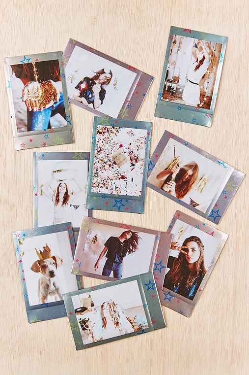 Fujifilm Instax Mini Shiny Star Film,SHINY STARS,ONE SIZE