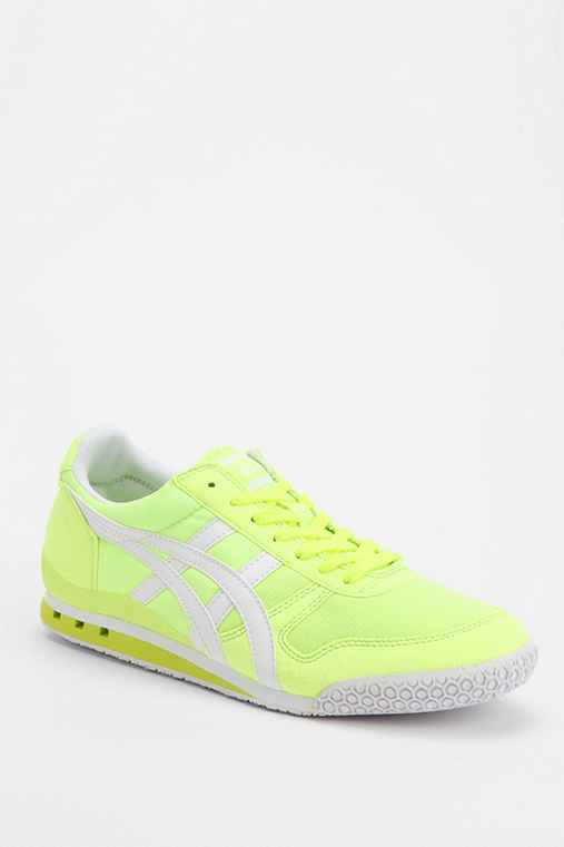 Asics Ultimate 81 Neon Running Sneaker