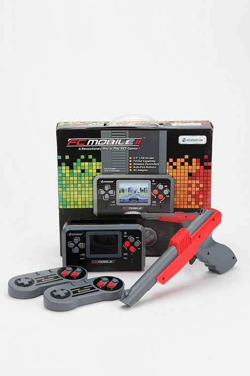 NES Mobile Gaming System