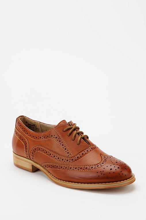 Wanted Babe Brogue Oxford