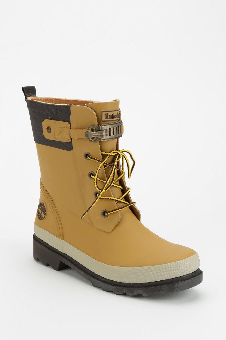 Beautiful Timberland Welfleet 6-Inch Wellington Rain Boots - Womenu0026#39;s At REI