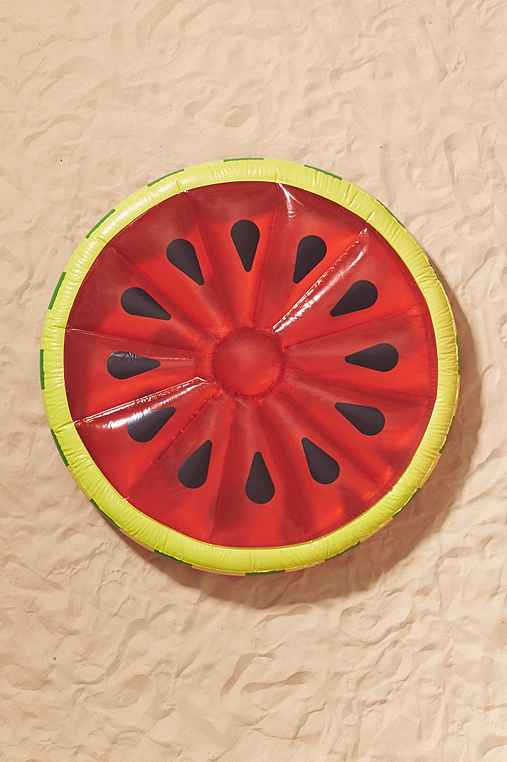 Watermelon Slice Pool Float,ASSORTED,ONE SIZE