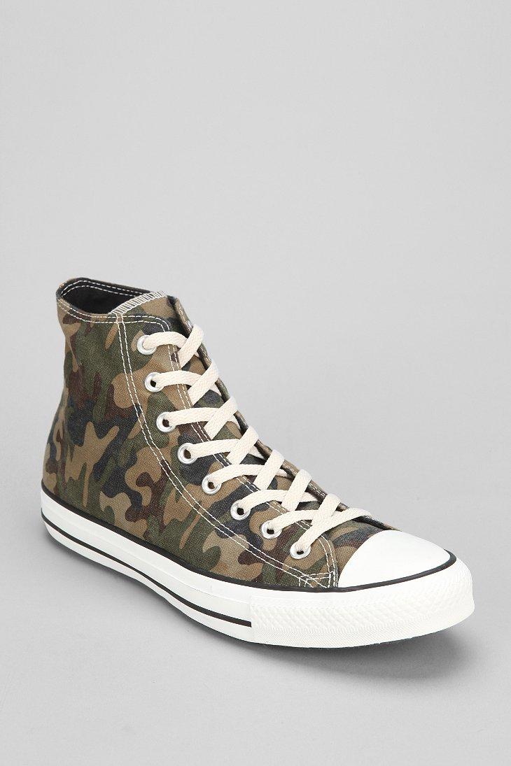 Converse Chuck Taylor All Star Camo High Top Men S Sneaker