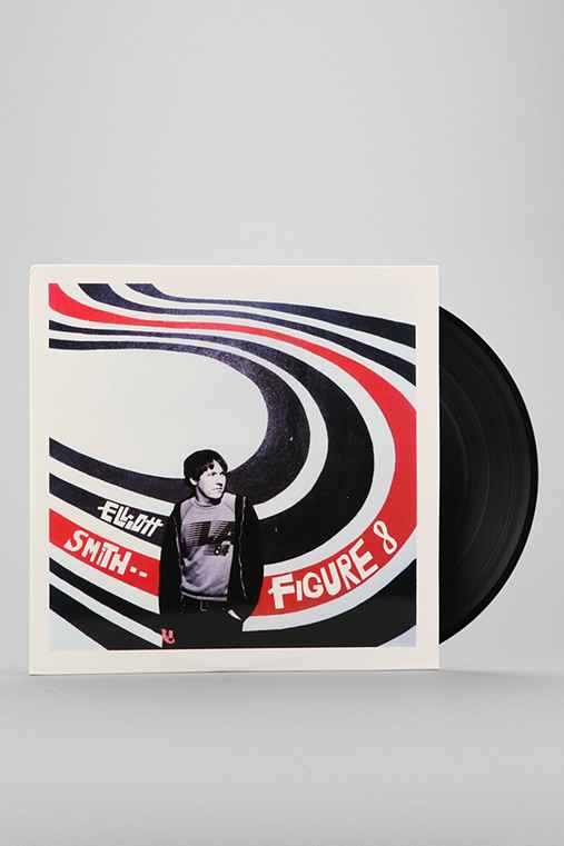 Elliott Smith - Figure 8 2XLP