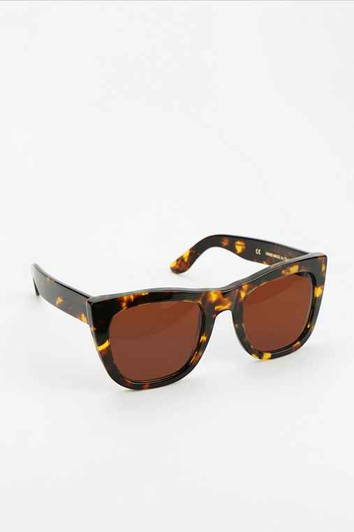 SUPER Gals Havana Sunglasses