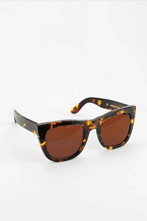 SUPER Gals Havana Sunglasses