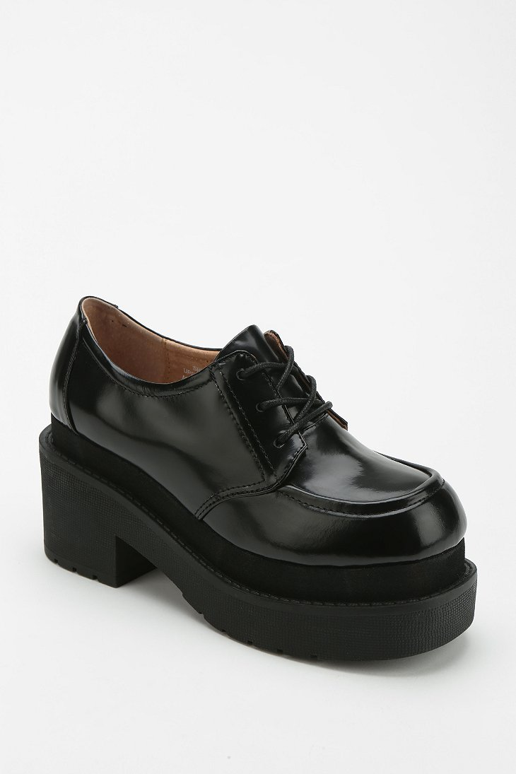 Jeffrey Campbell Siobhan Platform Oxford Urban Outfitters