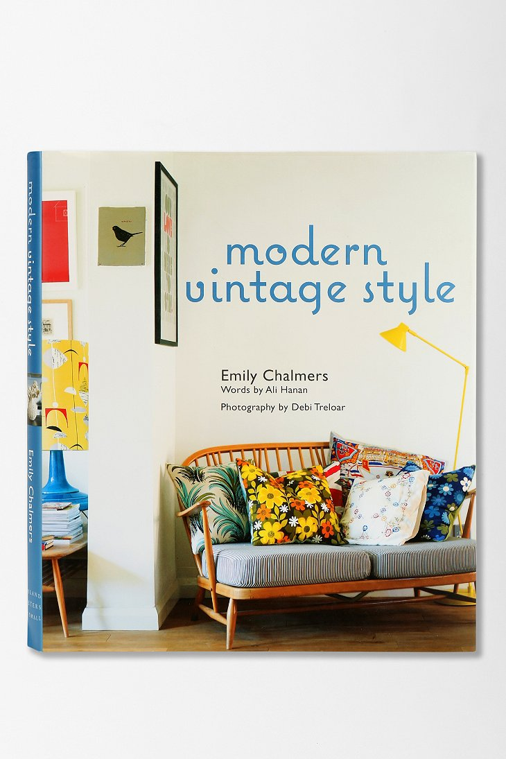 Modern Vintage Chic Bedroom: Modern Vintage Style By Emily Chalmers