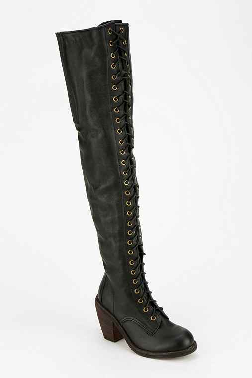 Jeffrey Campbell Newcastle Over-The-Knee Boot