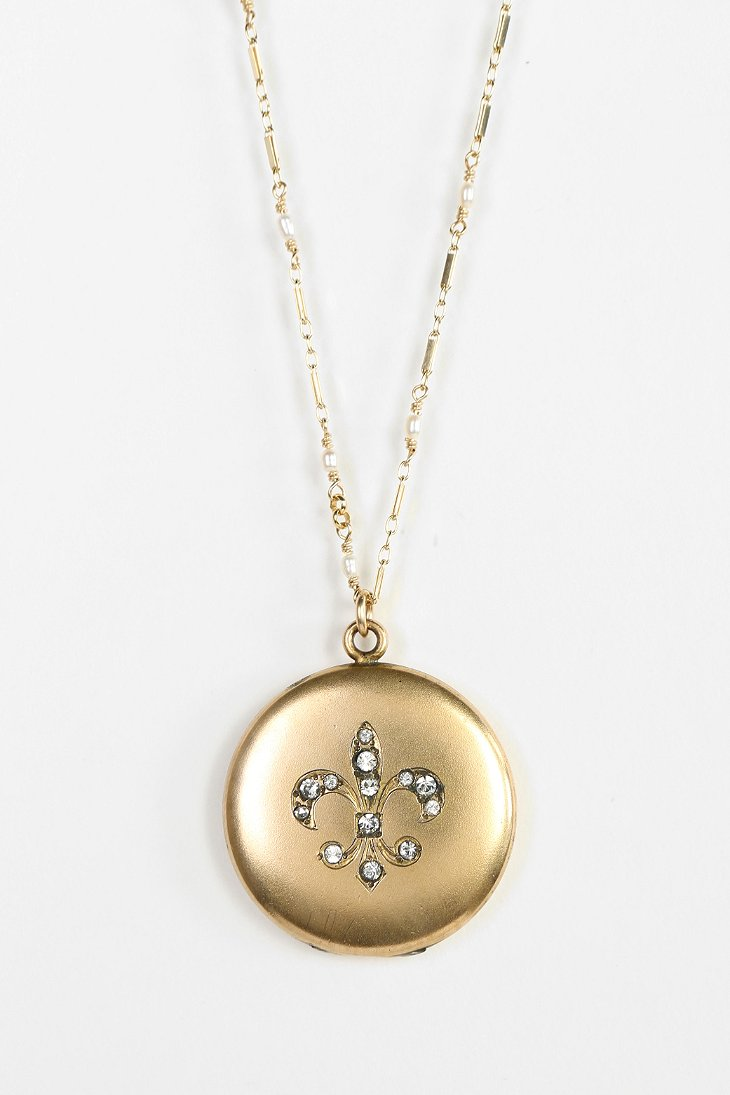 natalie b jewelry locket necklace outfitters