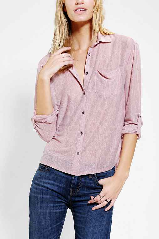 BDG Sebastian Button-Down Shirt