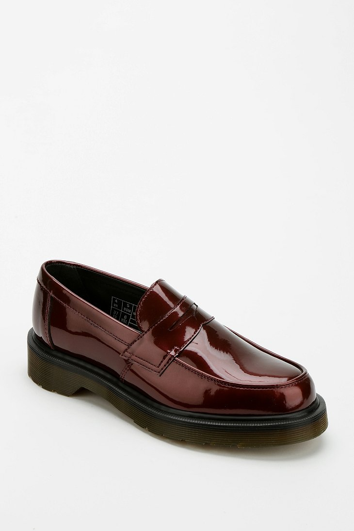 396aac5c88a Dr. Martens Abby Patent Loafer on PopScreen
