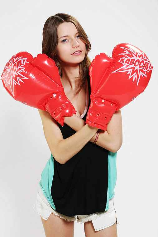 Inflatable Boxing Glove - Set Of 2