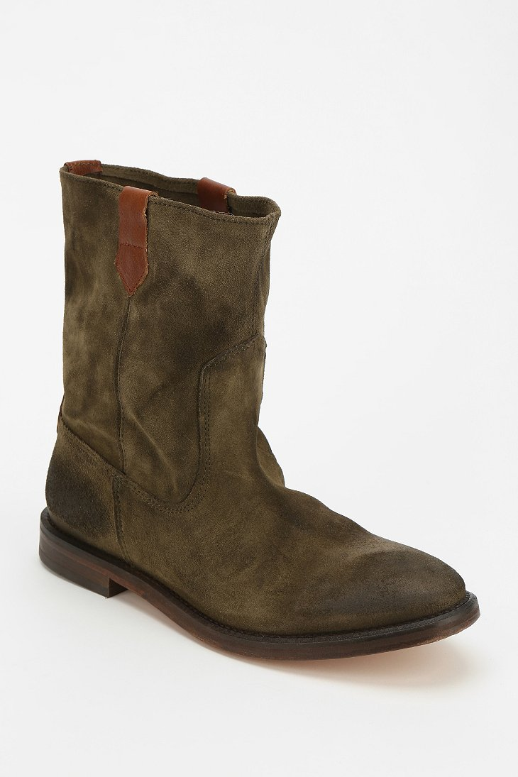 h by hudson slouch ankle boot outfitters