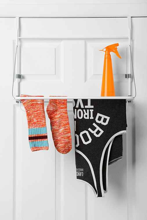 over the door drying rack urban outfitters. Black Bedroom Furniture Sets. Home Design Ideas