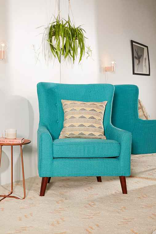 Frankie Chair,TURQUOISE,ONE SIZE