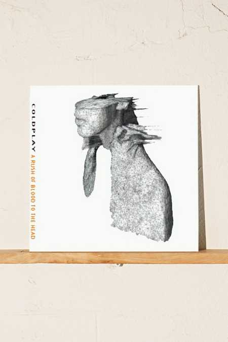 Coldplay - A Rush Of Blood To The Head 2XLP