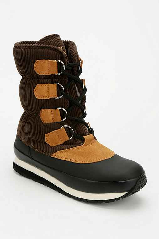 Rubber Duck Corduroy Trek Boot