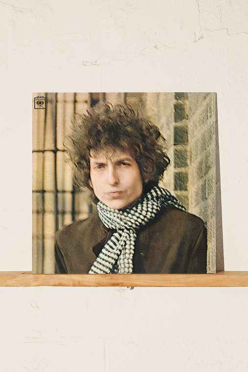 Bob Dylan - Blonde On Blonde 2X LP,ASSORTED,ONE SIZE