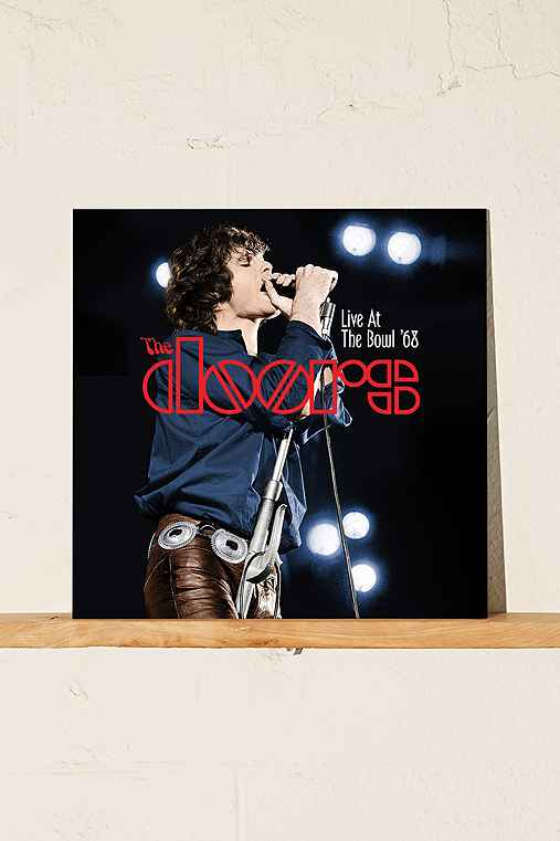 The Doors - Live At The Bowl '68 2XLP