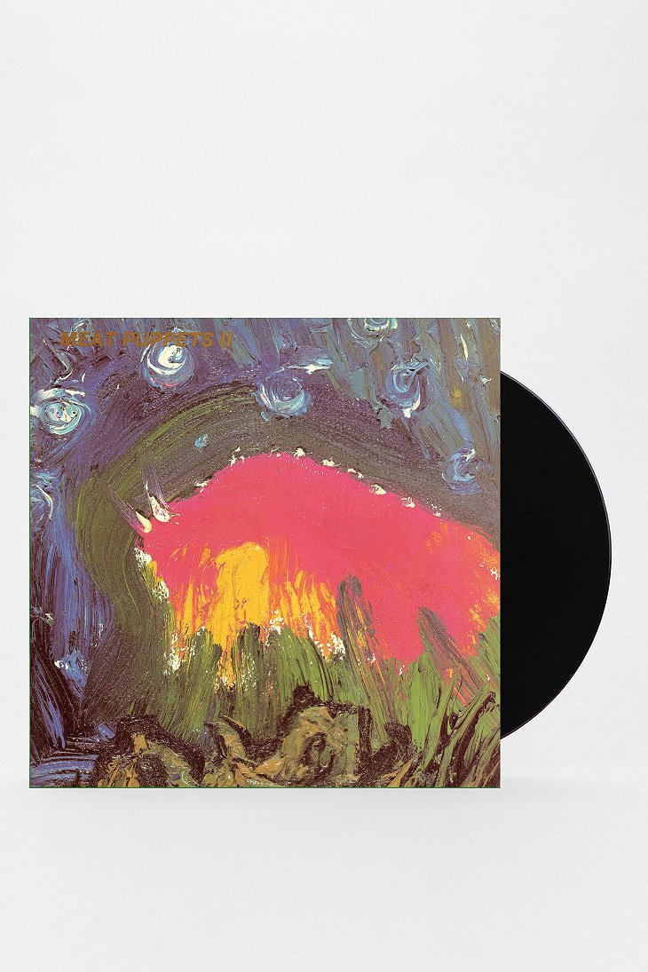 Meat Puppets Ii Lp Mp3 Urban Outfitters