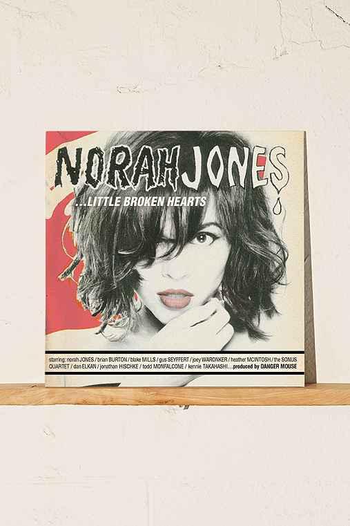 Norah Jones - Little Broken Hearts 2XLP,ASSORTED,ONE SIZE