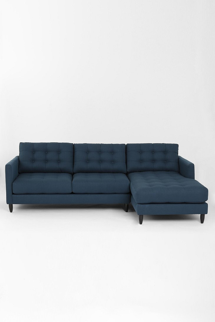 Jackson right sectional sofa urban outfitters for Jackson furniture sectional sofa