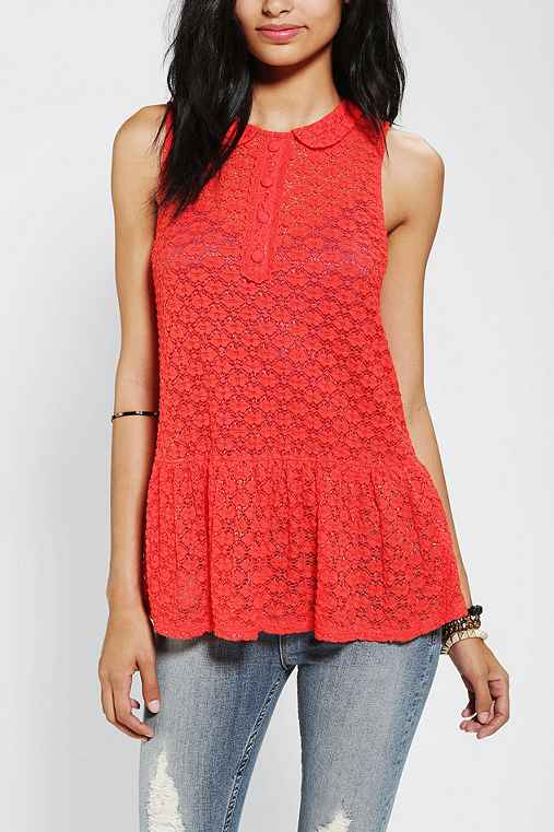 Cooperative Sienna Sleeveless Blouse