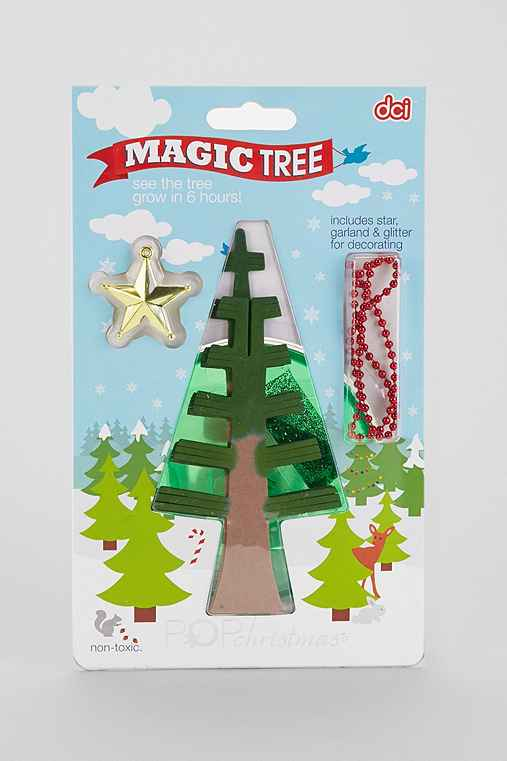 Magic Holiday Tree