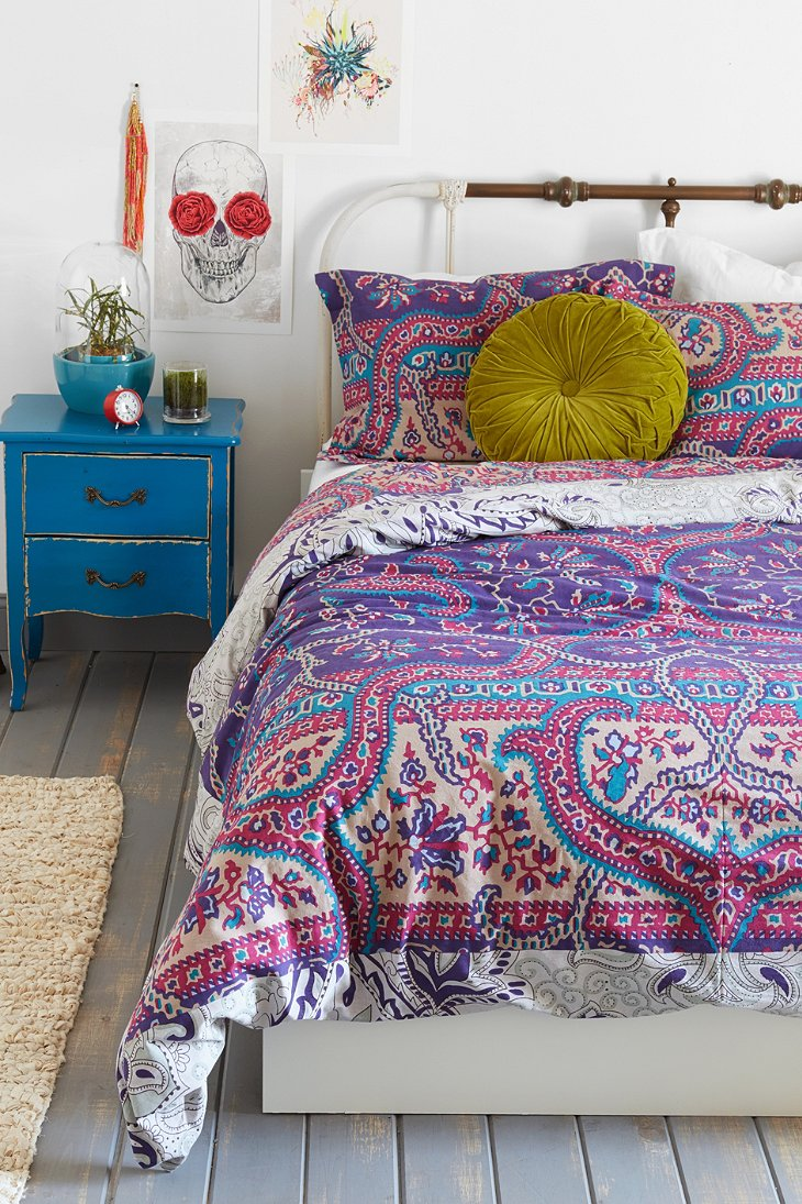 Magical Thinking Medallion Duvet Cover Urban Outfitters
