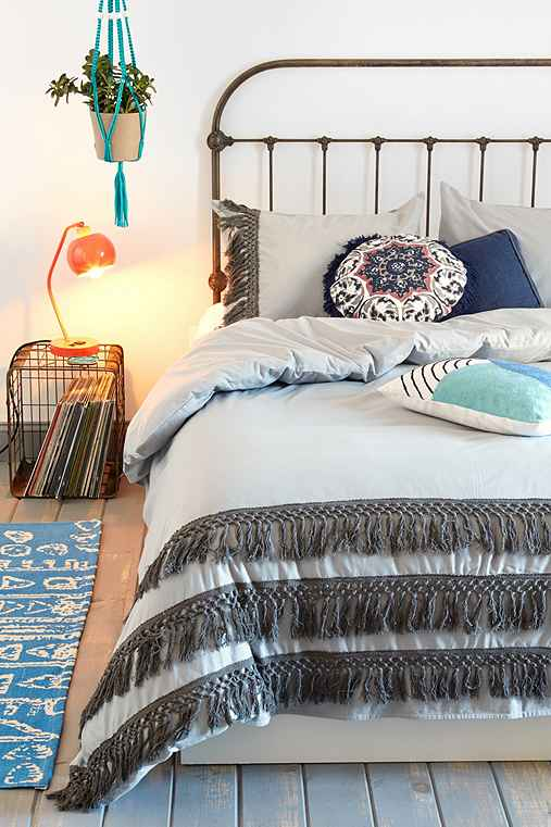 Magical Thinking Tassel Duvet Cover Urban Outfitters