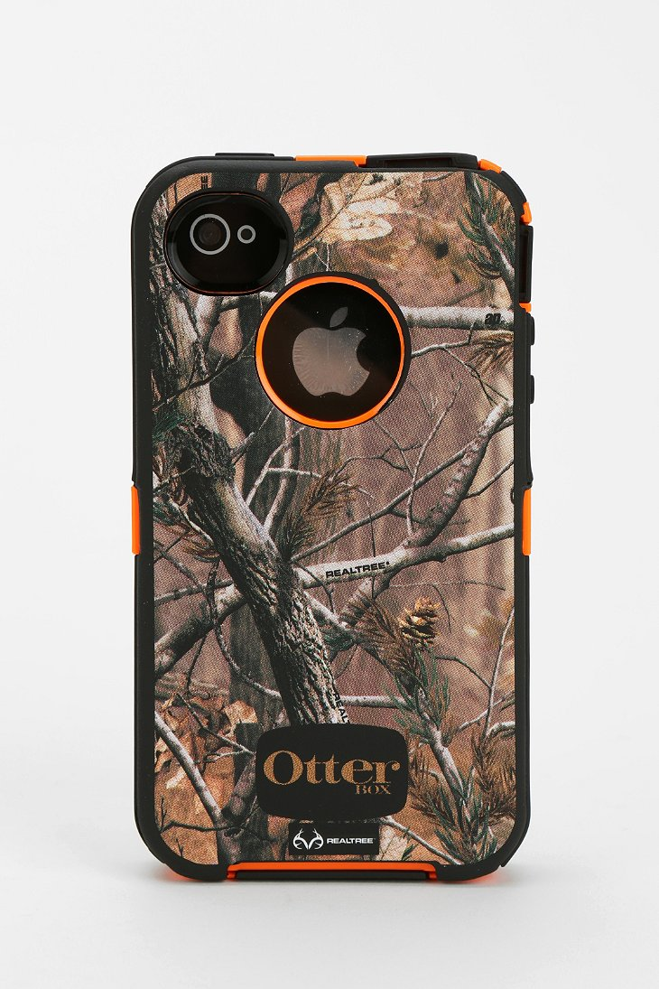OtterBox Camo iPhone 4/4S Case - Urban Outfitters