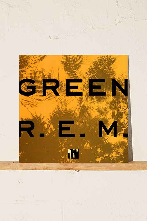 R.E.M. - Green LP,ASSORTED,ONE SIZE