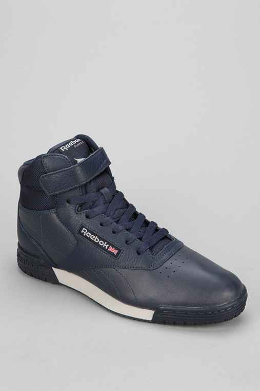 Reebok Exofit High-Top Sneaker