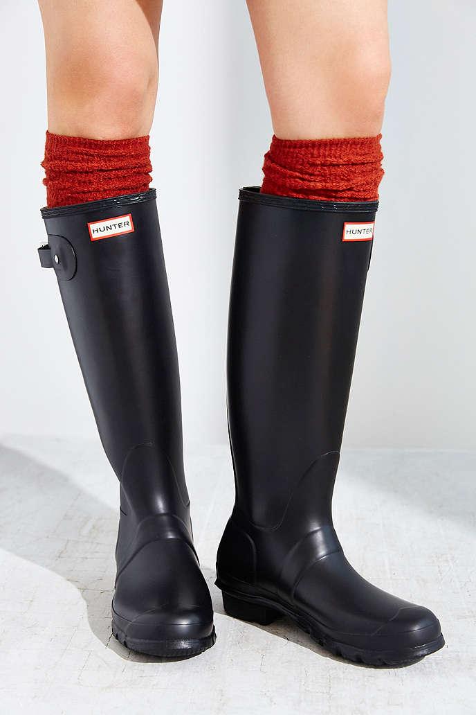 Hunter Original Tall Rain Boot - Urban Outfitters
