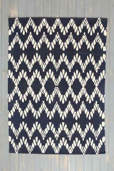 Magical Thinking Chevron Rug