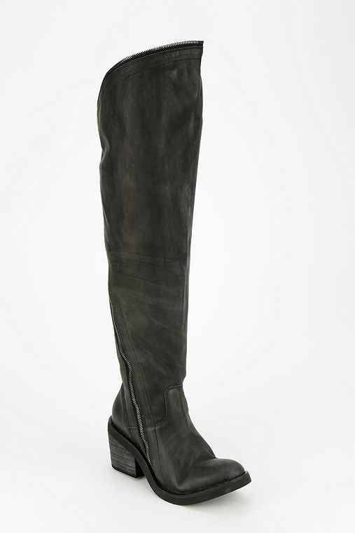 Jeffrey Campbell Air-Tight Over-The-Knee Boot