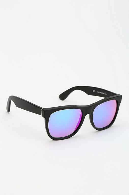 SUPER Basic Rainbow Square Sunglasses