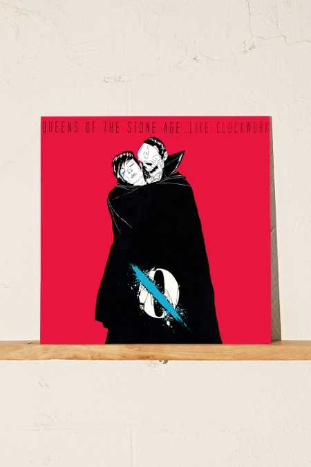 Queens Of The Stone Age - ...Like Clockwork 2XLP