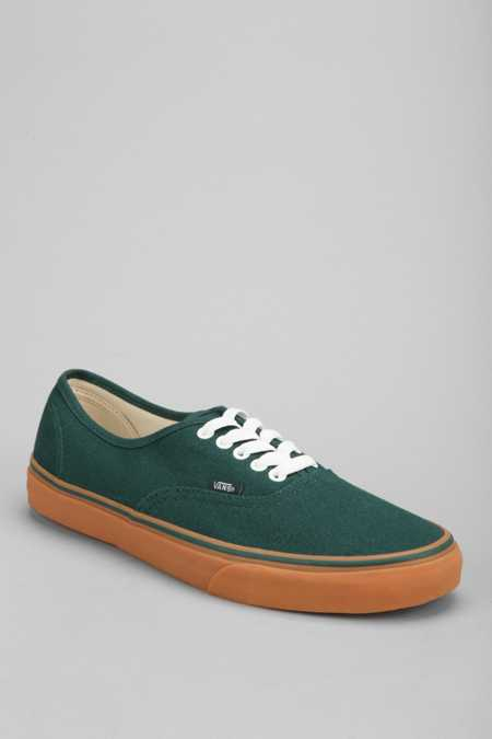 Vans Authentic Gum Sole Sneaker